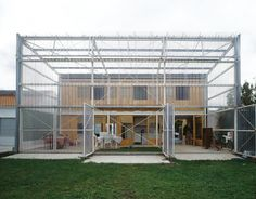 Lacaton & Vassal Have Pioneered a Strategy for Saving France's #SocialHousing #architecture #AnneLacaton