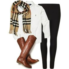 """Simple OOTD"" by classically-preppy on Polyvore"