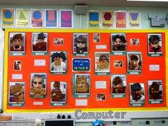 the twits classroom display - Google Search