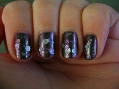 Smart And Sarcastic With Dashes Of Insanity REVIEW Ricky Color Polish In Brooklyn Eiffel