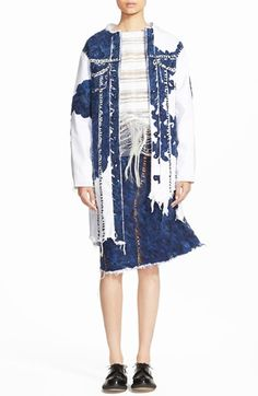 faustine steinmetz Hand Felted Denim Coat available at #Nordstrom