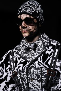 Thom Browne Fall 2014 Menswear.