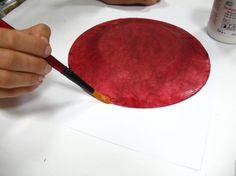 Декор тарелки - Восток дело тонкое - Ярмарка Мастеров - ручная работа, handmade