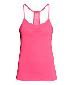 Workout top   H&M   Spring/Summer 2014