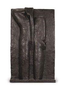 """Henri Matisse: """"Nu de dos, 4 état (Back IV) """", 1958    48.8 millones de dólares (34,6 millones de euros) - Christie's Nueva York, noviembre de 2010   Matisse es más conocido por sus brillantes y coloridas pinturas fauvistas, pero también creó esculturas monumentales como ésta."""