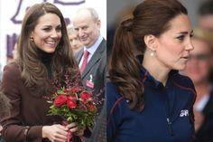 Dans le dressing de la duchesse de Cambridge