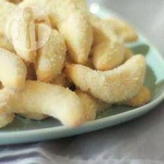 Biscoitinho alemão de Natal @ allrecipes.com.br