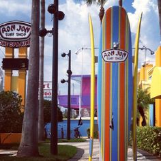Cocoa Beach, FL: when on my incentive vacation, I am going to be in good enough shape to buy a swimsuit at Ron Jon's.