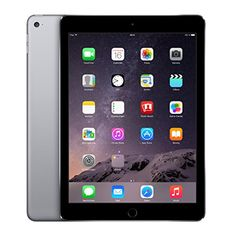 "awesome Apple iPad Air 2 64GB Gris - Tablet (Apple, A8X, M8, 64 GB, Flash, 24,64 cm (9.7""))"