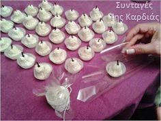 Greek Sweets, Greek Desserts, Greek Recipes, Easy Desserts, Dessert Recipes, Coconut Flour Cookies, The Kitchen Food Network, Wedding Sweets, Wedding Decor