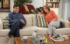 Anger Management - Charlie Sheen and Shawnee Smith