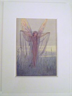 Beautiful 1929 The Twilight Fairies Margaret Tarrant