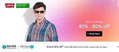 Flipkart Shopping Sale Up to 80% off  till 21st February (11:59pm)