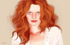 25 Fantastic Vector Portraits - Tuts+ Design & Illustration Article