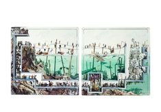 Sketches – Dustin Yellin