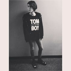 Tom Boy Tegan Quin -Tegan and Sara
