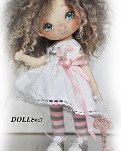 Текстильная кукла @doll__ka Инстаграм фото | Stapico (Webstagram)