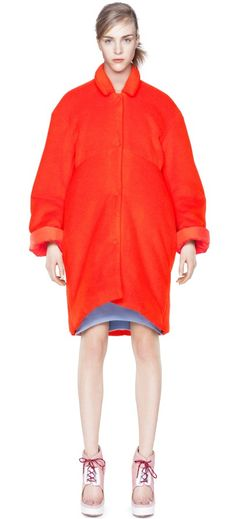 Sima Wool Orange