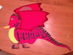 Turkey disguised as a dragon