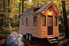Stor dröm om eget litet hus