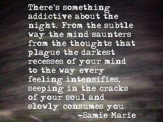 Darkness poem