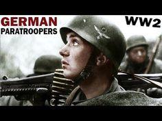 German Paratroopers in WW2 | Occupation of Holland | 1940 | Sky-Blitz | Captured German War Film - YouTube