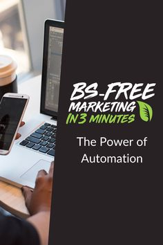 BS Free Marketing The Power of Automation Marketing Jobs, Social Media Marketing, Standard Operating Procedure, Increase Productivity, Free Market, Offices, Work On Yourself, No Worries, Software