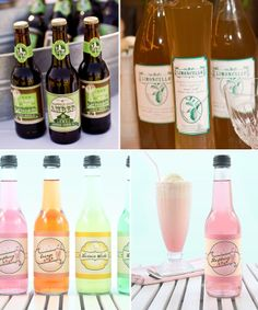Bottle Your Brand -- a company that lets you design your own labels for anything