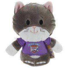 itty bittys® Kitten Bowl Cuddles Stuffed Animal Limited Edition,