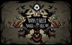Don't Starve 'Birds and the Bees & Dogs That Want To Kill You' update is live | TechnologyTell