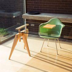 Compass Trestle Table Legs $758