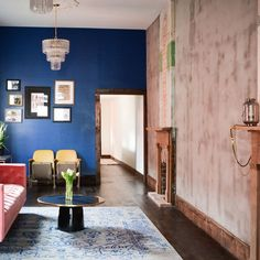 """A Home That Honors Black History in New Orleans: a Before & """"Almost-After"""""""
