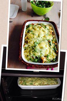 Ons recept voor de Kipsalon kennen de meeste van jullie waarschijnlijk wel. Silvia stuurde ons haar versie. Ben je benieuwd, kijk dan gauw verder! Heb jij ook een lekker en simpel gerecht?Stuur je recept (met foto) dan naar info@lekkerensimpel.com of stuur je recepthierin. Recept voor 4 personen Tijd: 20 min. Benodigdheden: 3 kipfilets, in blokjes …
