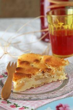The rapid economic and unmissable cake: my fondant apples