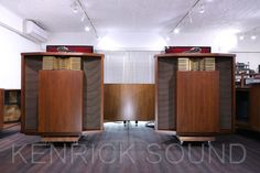 From selected parts JBL Hartsfield Hartsfield Kenrick luxury custom in the world - Kenrick Sound (KENRICK SOUND) - JBL speakers 43XX series ...