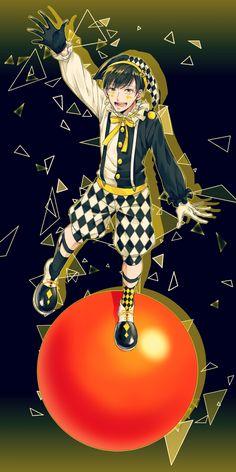 Osomatsu-san Character:Juushimatsu