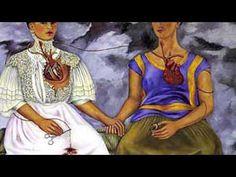 La Vida de Frida Kahlo (Biografía) - YouTube