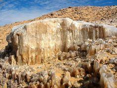 Crystal Mountain, Египет (Фото) | Геология