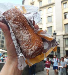 City trip de 4 jours à Barcelone - The Commu Girl Gaudi, Ebooks Pdf, Blog Voyage, Barcelona, Europe, Girl Blog, Four, Travelling, Trips