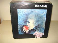 Alma Ata - Dreams GER 79 rare Krautrock LP Vinyl