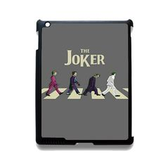 Joker The Bettles Style TATUM-5948 Apple Phonecase Cover For Ipad 2/3/4, Ipad Mini 2/3/4, Ipad Air, Ipad Air 2
