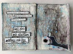 art journal Neon, Journal, Art, Art Background, Kunst, Performing Arts, Journals, Neon Tetra
