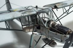Fieseler Fi 156 Storch, Tamiya 1/48