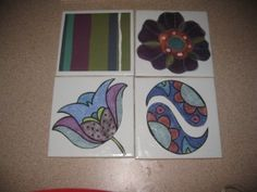 more coasters- more joy :) #coaster #modpodge #diy #craft #home