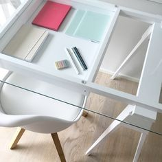 Office desk by Design House Stockholm.