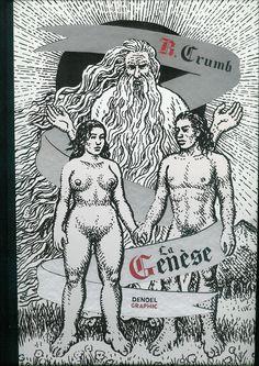 La Genèse • Robert Crumb
