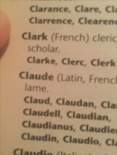 I always knew Claude Faustus was lame lol