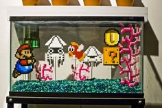 ViralSpots Nerdiest Fish Tanks You'll Ever See