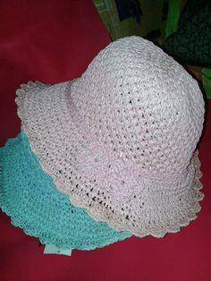 MARLY THIBES BLOGGER: ( FAZENDO ARTE E CUSTOMIZANDO ): chapeu em crochê