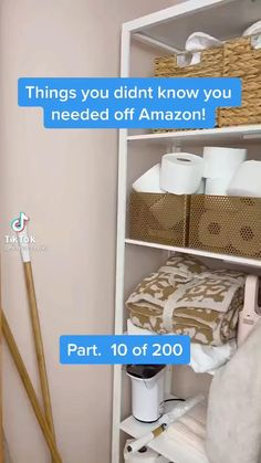 1st Apartment, Apartment Living, Closet Organization, Kitchen Organization, Diy Cleaning Products, Cleaning Hacks, Small Appartment, Tidy Kitchen, Tidy Up